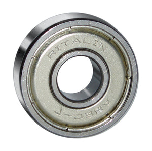 Ritalin Abec 7 Skateboard Bearings Set of 8