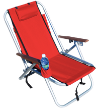 Load image into Gallery viewer, Backpack Beach Chair