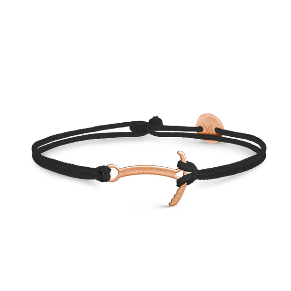 Ice Axe Rosegold Black