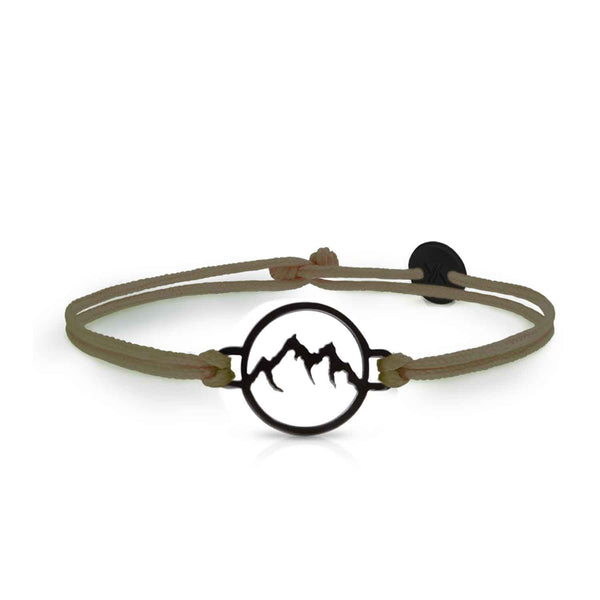 Mountain Onyx Black Camo Bracelet
