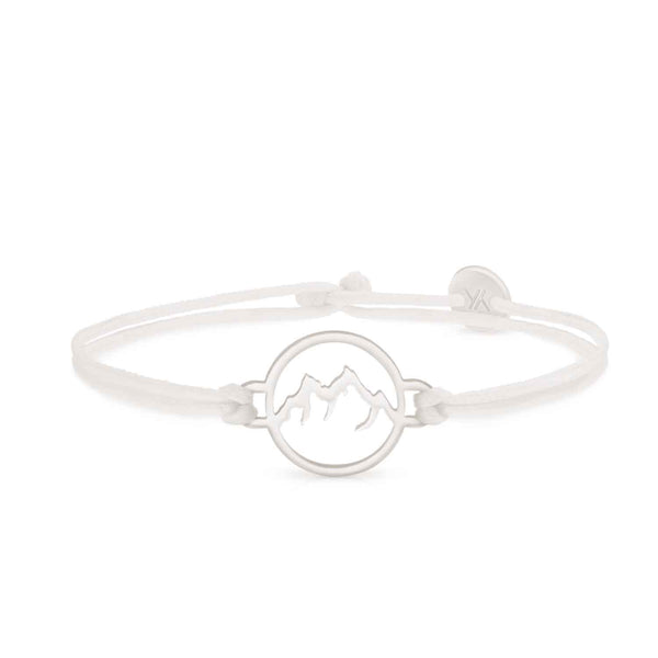 Mountain Frost White Bracelet