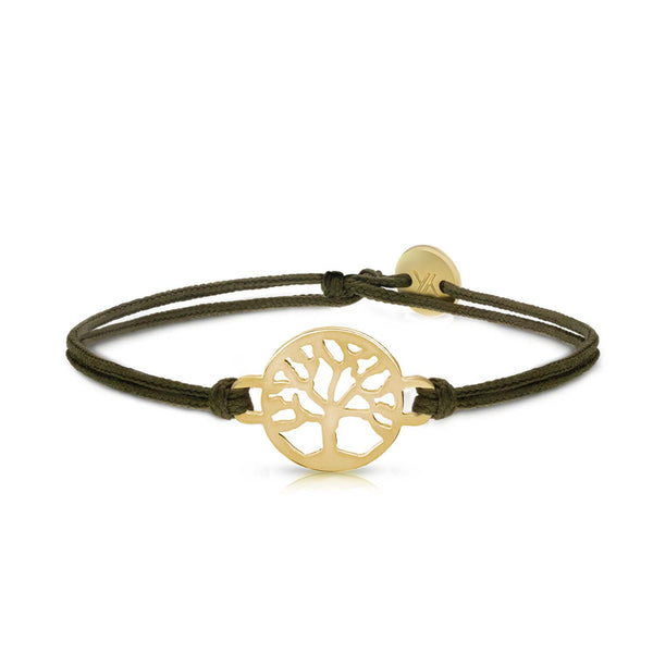 Tree Of Life Gold Camo Bracelet