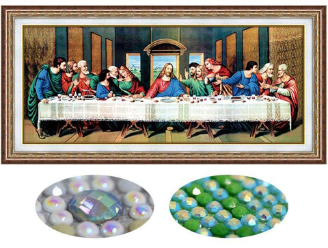 Last Supper Diamond Painting