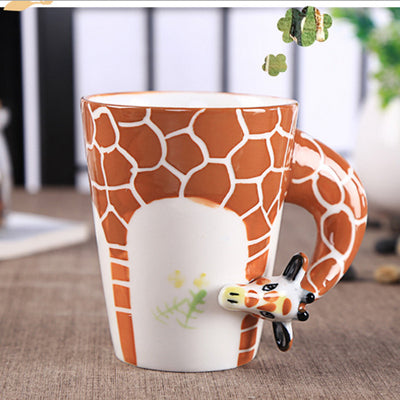 Animal Coffee Mugs