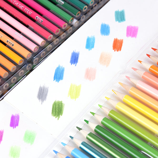 120/160 Color Wood Pencil Set