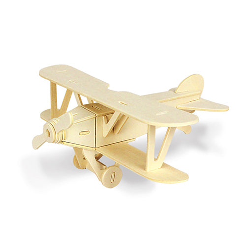 Car / Boat / Plane / Tank / Helicopter 3D Wooden Puzzle