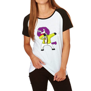 Dabbing Dancing Unicorn T-Shirts