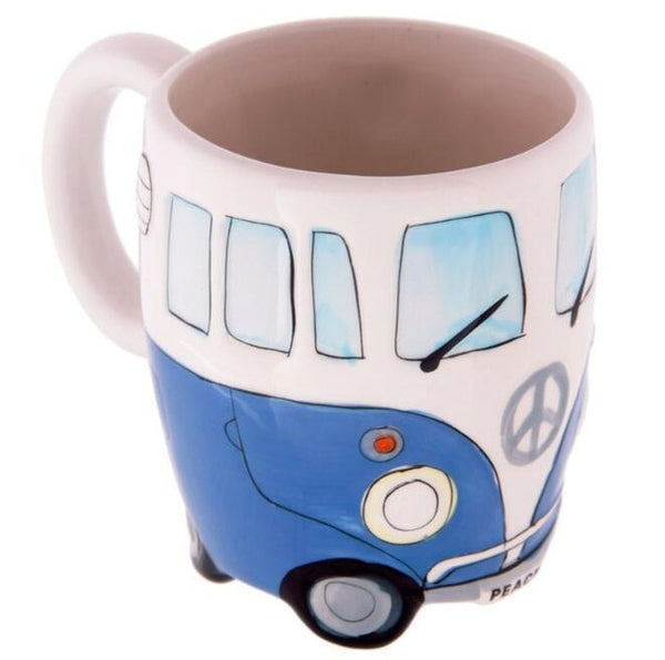 Classic Camper Van Coffee Mugs