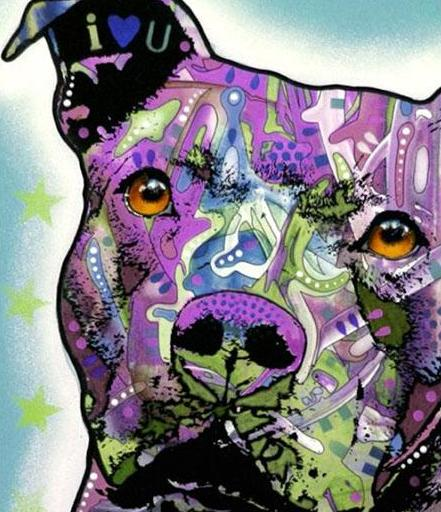Dog Diamond Painting