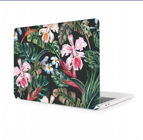 Dark Floral - Macbook Case, iPad Case, Case Rabbit,  - Macbook Case, iPad Case, Case Rabbit, Case Rabbit - Macbook Case, iPad Case, Case Rabbit