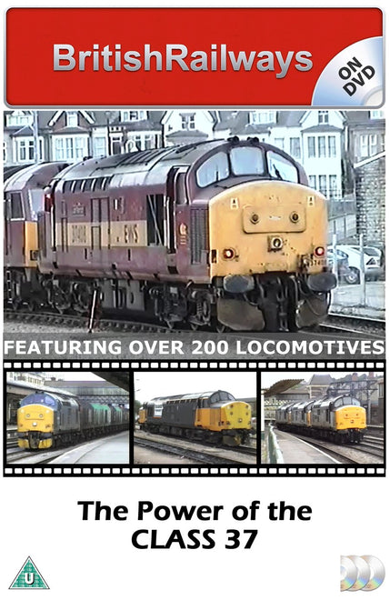 'Power of the Class' Railway DVD Series