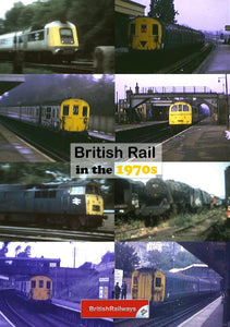 British Rail in the 1970s - Railway DVD