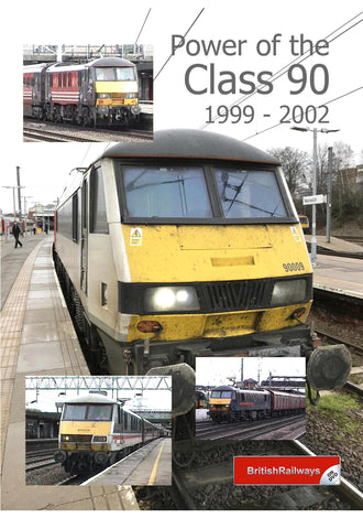 The Power of the Class 90 - Railway DVD