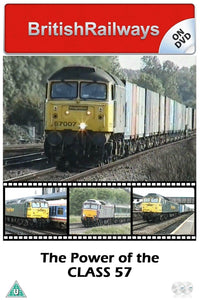 The Power of the Class 57 - Railway DVD