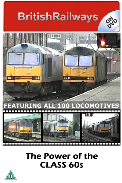 The Power of the Class 60 - Railway DVD
