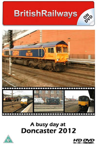A busy day at Doncaster 2012 - Railway DVD