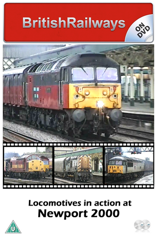 Locomotives in action at Newport 2000