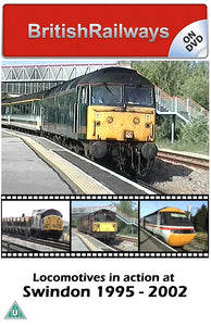 Locomotives in action at Swindon 1995 - 2002