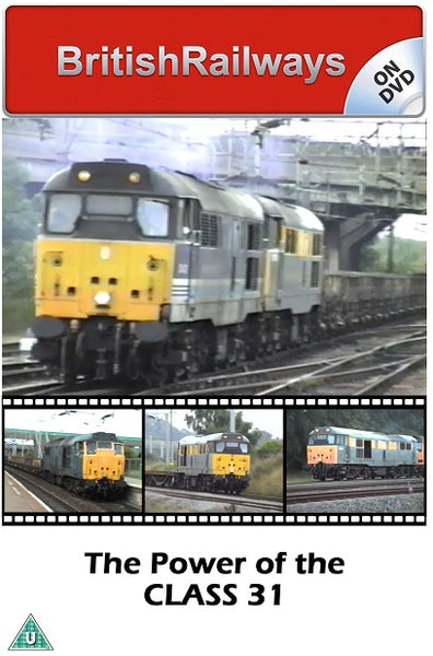 The Power of the Class 31 - Railway DVD