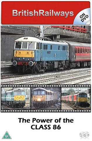 The Power of the Class 86 - Railway DVD