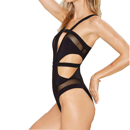 TOPMELON Ladies One Piece Swimsuits - Monetta