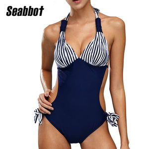 NEW 2018 SEABBOT Women Push Up Swimwear - Monetta