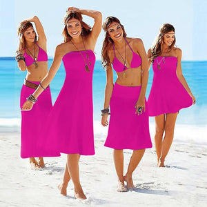 Bikini Convertible Multi Wears Infinite Cover Ups - Monetta