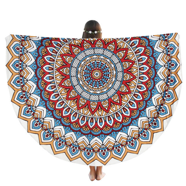 Round Beach/ Pool Towel or Ladies Cover-Ups - Monetta
