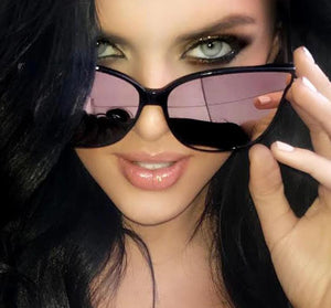 2018 Fashion Women Colour Cat Eye Sunglasses - Monetta