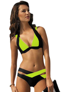 2018 New Women's Bikini Set Swimwear - Monetta