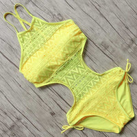 2018 New RUUHEE One Piece Beach Wear (20 Different Colors Available) - Monetta