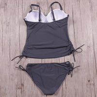 Railt Tankini Vintage Summer Swimwear