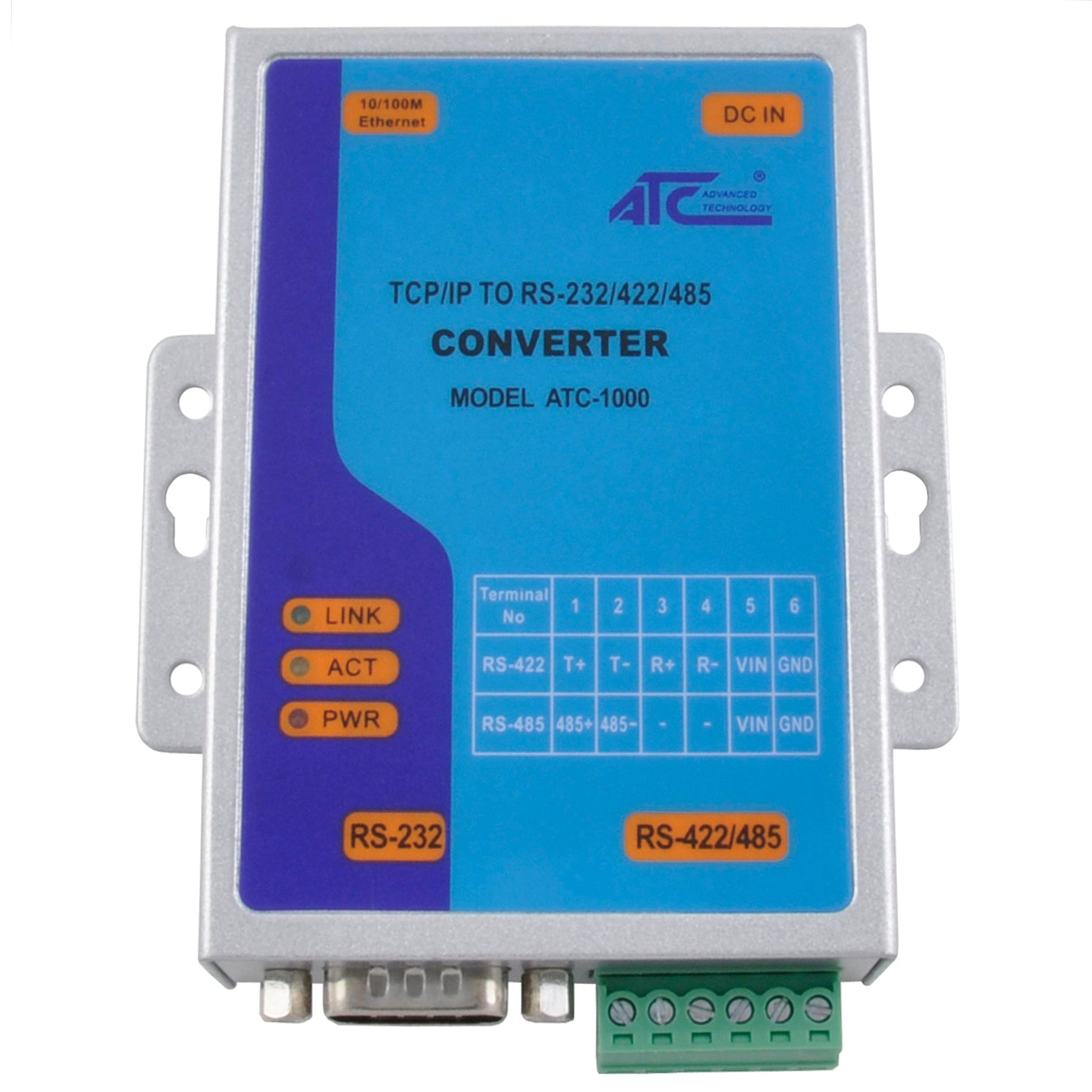Serial Ethernet Converter - ATC-1000 – Grid Connect