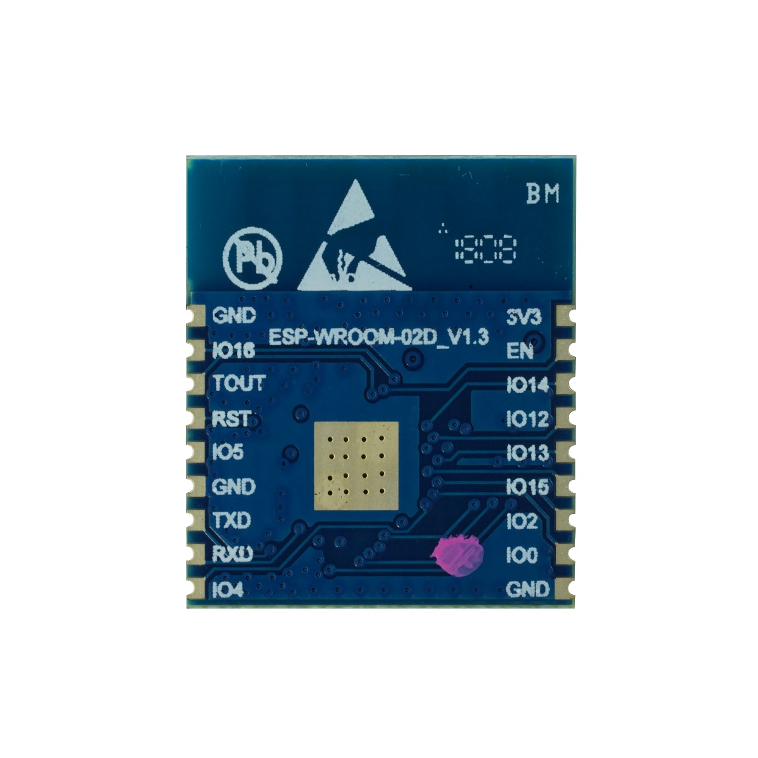 ESP-WROOM-02D - Low-Power Wi-Fi Module with PCB Antenna
