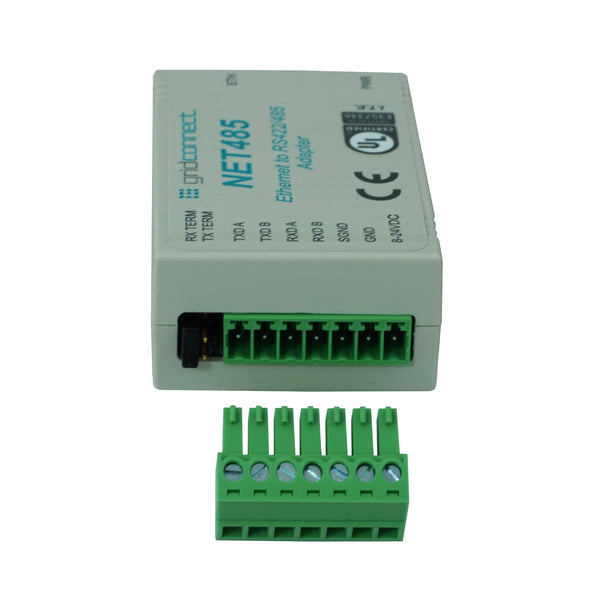 RS485 Ethernet Adapter - NET485 – Grid Connect
