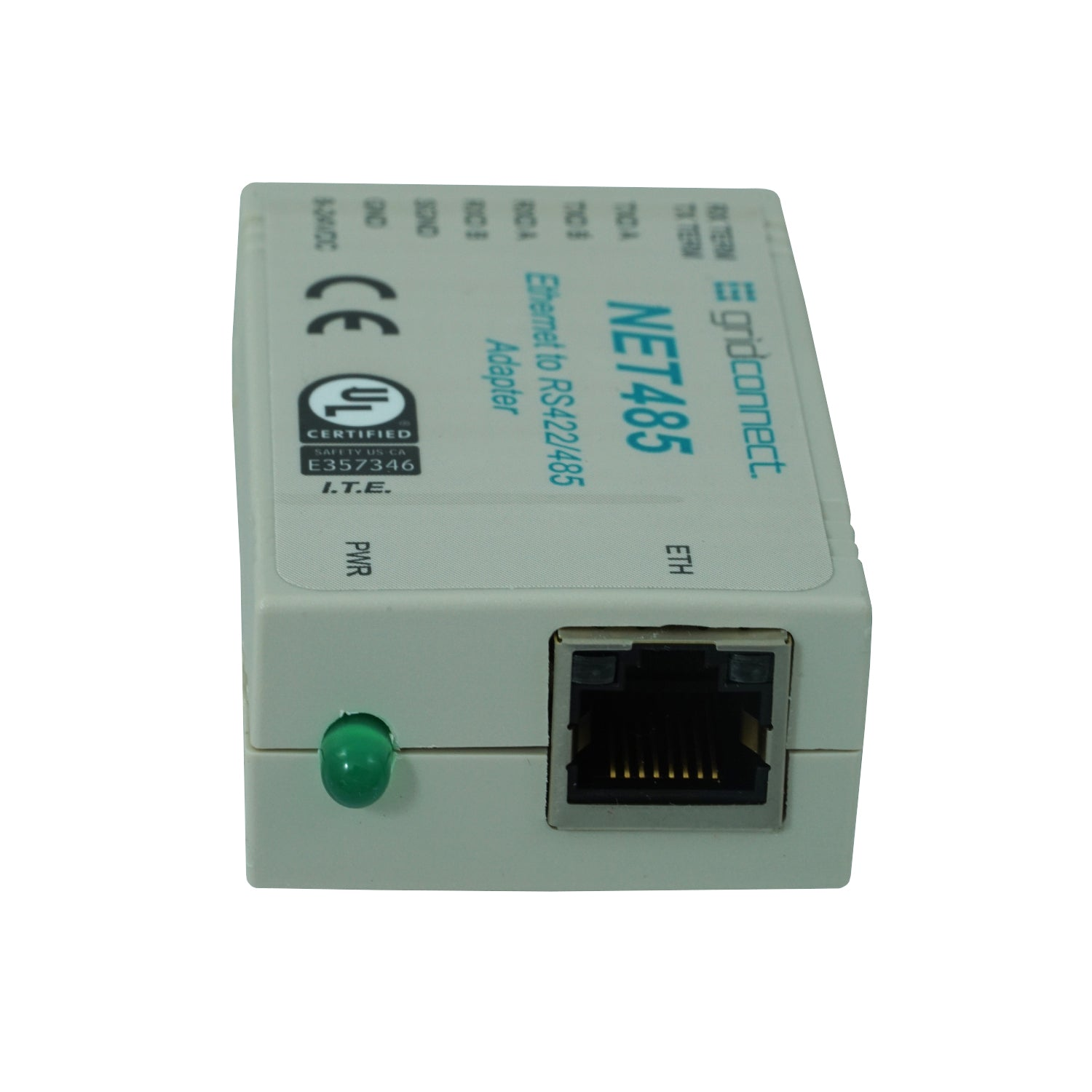 NET485 - RS485 Ethernet Adapter