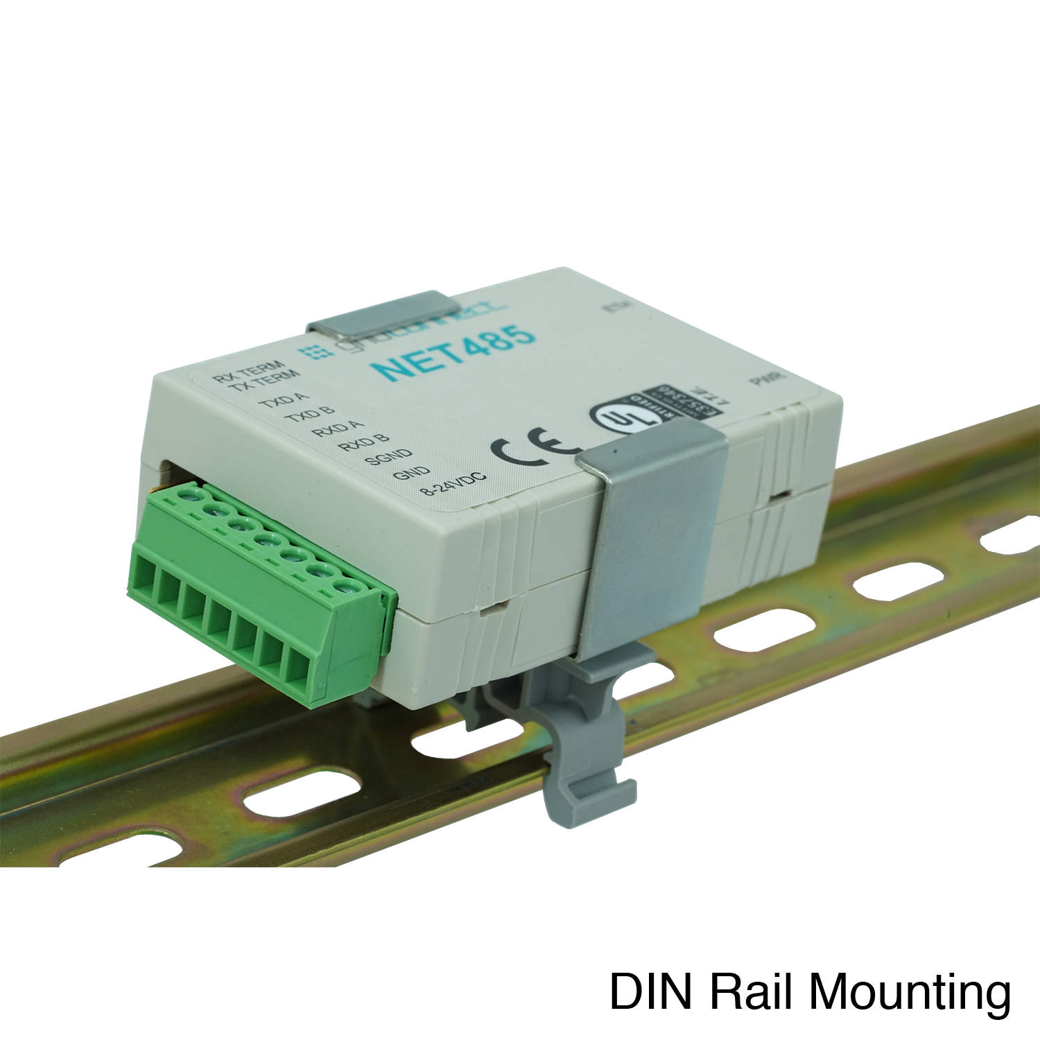 Net485 EtherNet/IP- Serial RS422 / 485 Modbus to EtherNet/IP