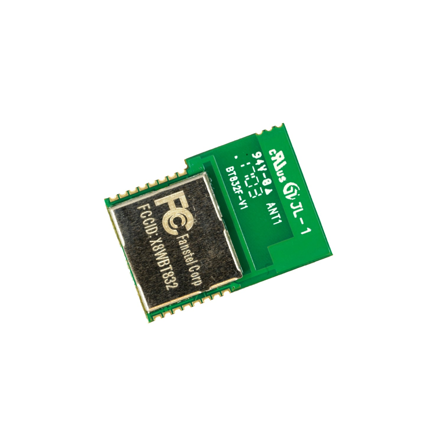 BT832F - Extended Range Bluetooth Low Energy (BLE) 5 Module – Grid