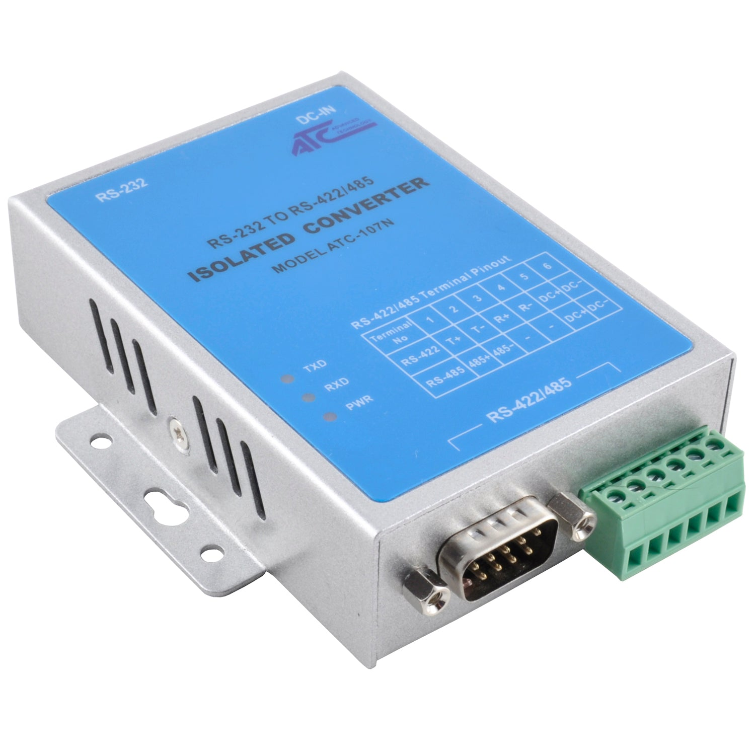 Rs485 To Rs232 Converter Atc 107n Grid Connect