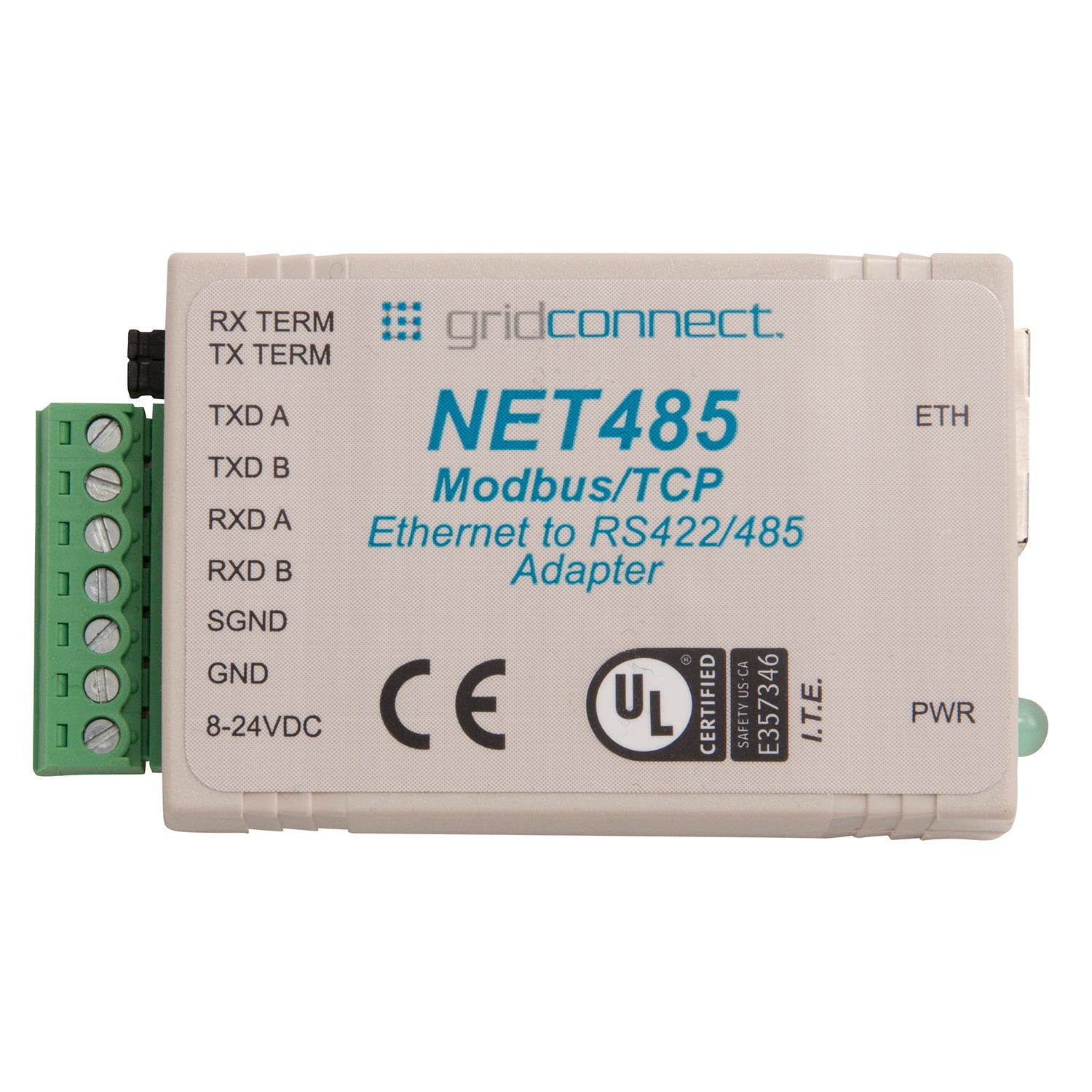 NET485-MB - Modbus RS485 Adapter