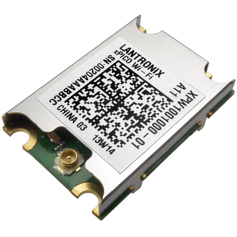 xPico™ WiFi® – Small Low Cost Embedded WiFi Serial Connectivity