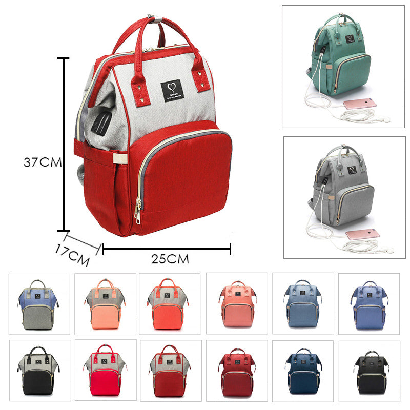 Super Diaper Bag For BabeMome 2020