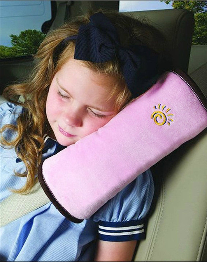 Safety Seat Belt Harness Pillow