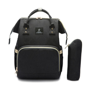 2018 Baby Diaper Bag With USB Interface