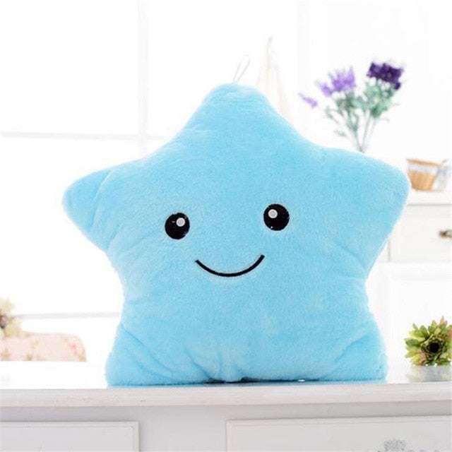 Toy Stars Pillow Led Light