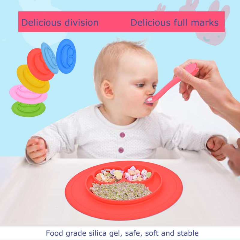 Magic Plate For Baby