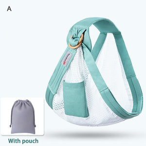 Baby Wrap Carrier Newborn (0-36M)