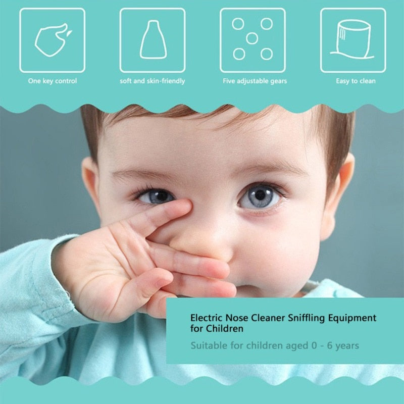 Kids Baby Nose Cleaner