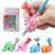 8PCS Grip Silicone Help Baby Writing Correction