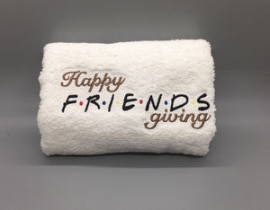Happy Friends-giving Saying